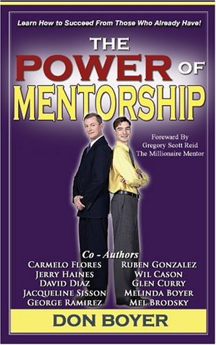 9781424300310: The Power Of Mentorship