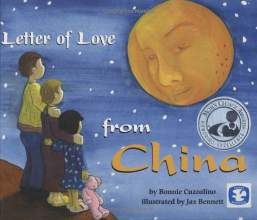 Letter of Love from China: Cuzzolino, Bonnie