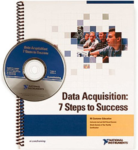9781424316267: Data Acquisition: 7 Steps to Success