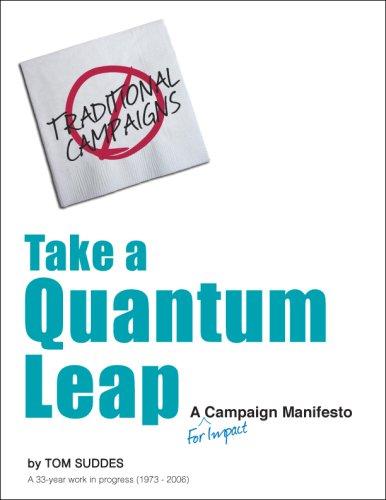 9781424316892: Take a Quantum Leap - A For Impact Campaign Manifesto