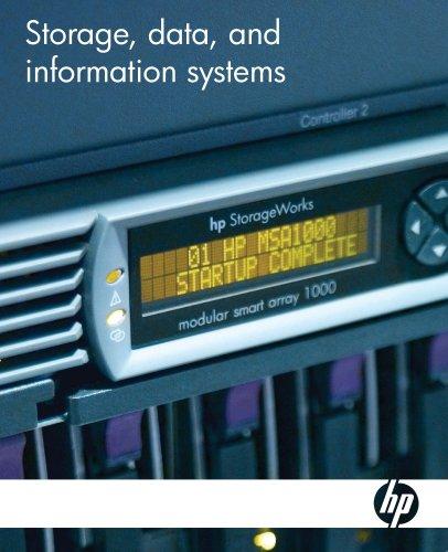 Storage, data, and information systems: Alistair Veitch, Pankaj