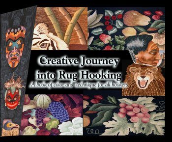 Creative Journey Into Rug Hooking: Sibyl Osicka