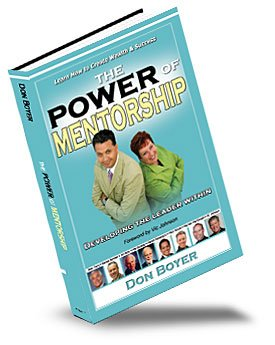 9781424319619: The Power of Mentorship-Developing the Leader Within