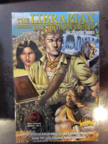 The Librarian: Return to King Solomon's Mines Graphic Novel: Watson, By James; D'Elia, ...