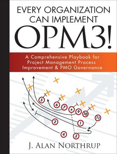 9781424330737: Every Organization Can Implement OPM3!: A Comprehensive Playbook for Project Management Process Improvement & PMO Governance