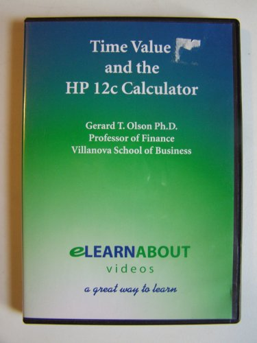 9781424336913: Time Value and the HP 12c Calculator (eLearn Videos)