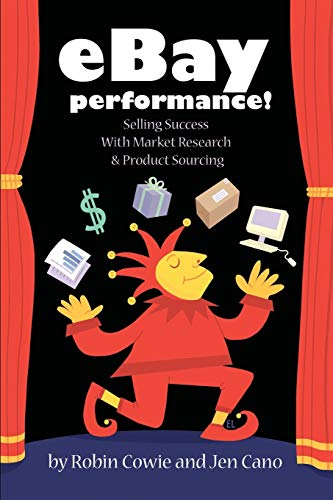 9781424339150: eBay Performance! Selling Success with Market Research and Product Sourcing
