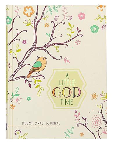 A Little God Time Devotional Journal