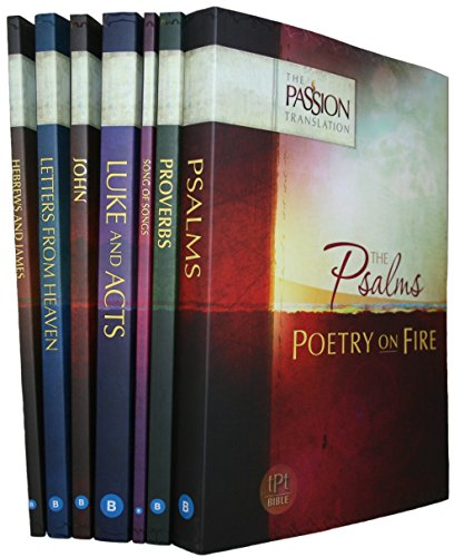 The Passion Translation Set of 7: Brian Simmons