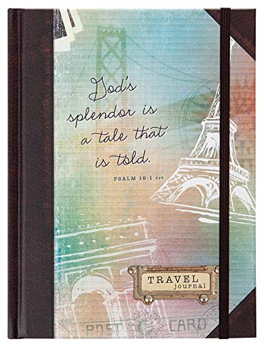 9781424550715: God's Splendor is a Tale that is Told: Travel Journal