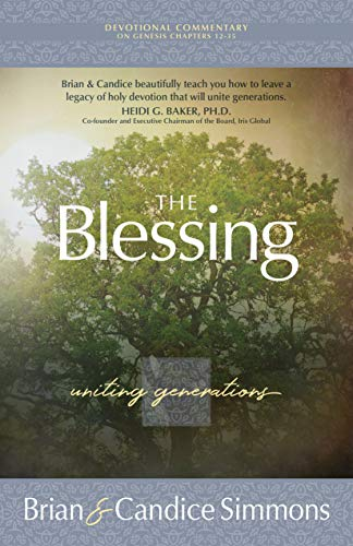 9781424559534: The Blessing: Uniting Generations (Passion Translation)