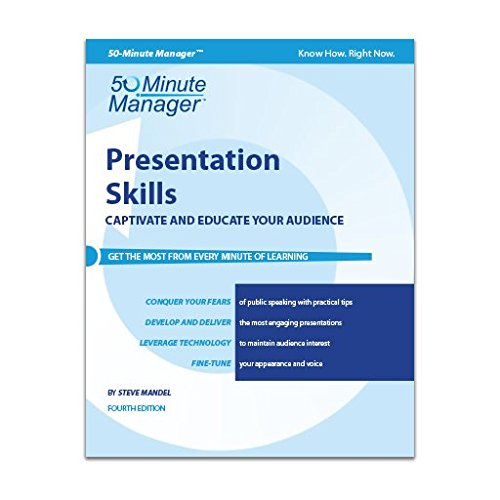 9781424622979: Presentation Skills | 50-Minute Manager Series