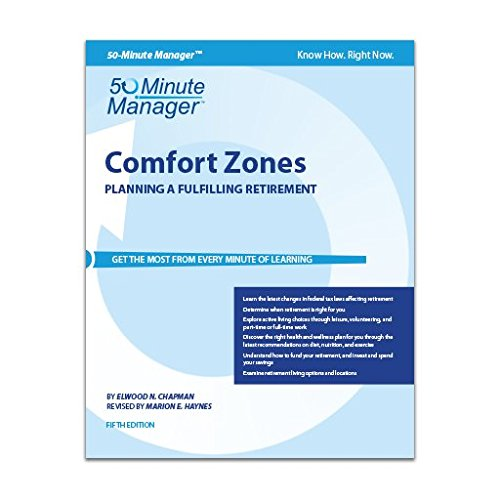 9781424623006: Comfort Zones: Planning a Fulfilling Retirement | 50-Minute Manager Series