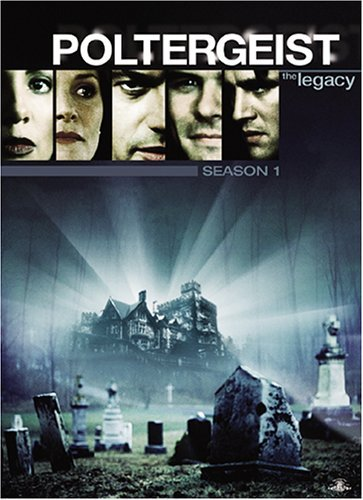 9781424800209: Poltergeist: The Legacy - Complete First Season