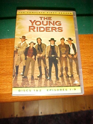 9781424805051: Young Riders: The Complete First Season