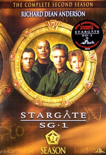 9781424819188: Stargate Sg-1: Season 2