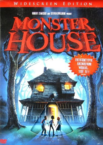 9781424820887: Monster House (Widescreen Edition)