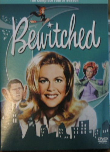 9781424829071: Bewitched - The Complete Fourth Season
