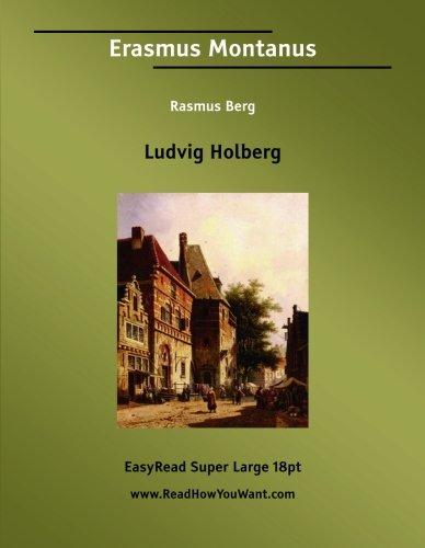 9781425003647: Erasmus Montanus Rasmus Berg