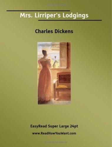 9781425036843: Mrs. Lirriper's Lodgings (EasyRead Super Large 24pt Edition)
