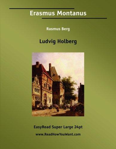 9781425043919: Erasmus Montanus Rasmus Berg