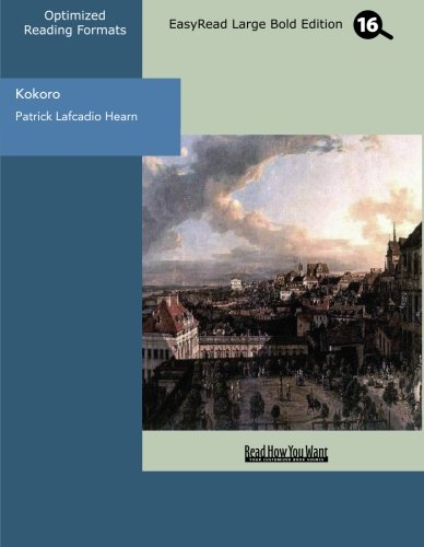 9781425046002: Kokoro (EasyRead Large Bold Edition)