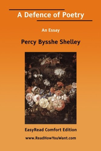 percy shelley essay on love