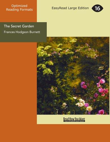 The Secret Garden (9781425051655) by Frances Hodgson Burnett