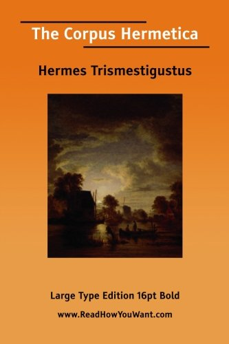 9781425066321: The Corpus Hermetica