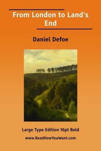 From London to Land's End (1425069347) by Daniel Defoe