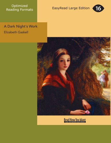 A Dark Night's Work (1425071422) by Elizabeth Gaskell