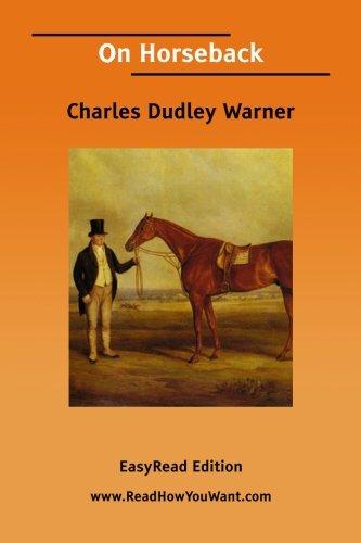 9781425077594: On Horseback