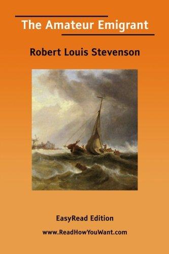 9781425084530: The Amateur Emigrant