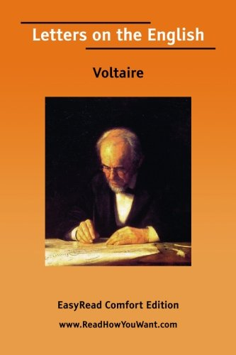 Letters on the English: Voltaire
