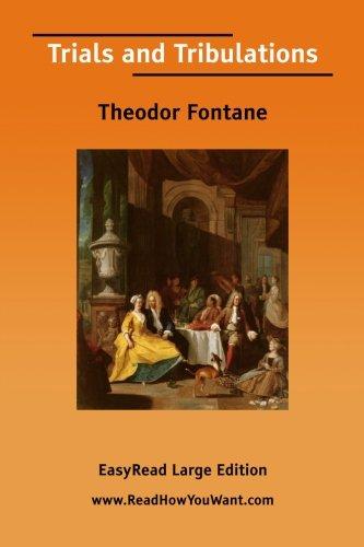 9781425089757: Trials and Tribulations
