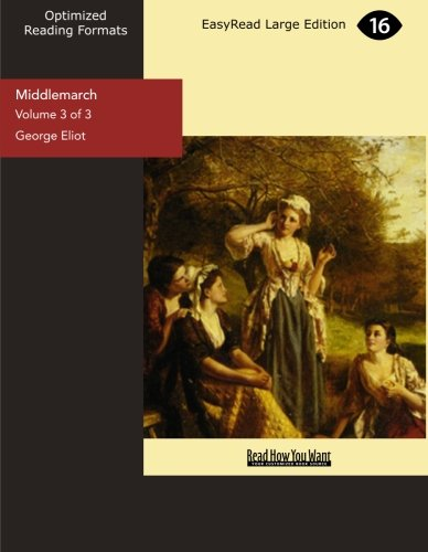 9781425095321: Middlemarch