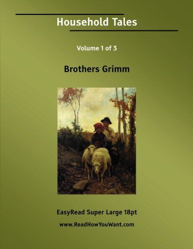 Household Tales (1425096557) by Grimm, Brothers