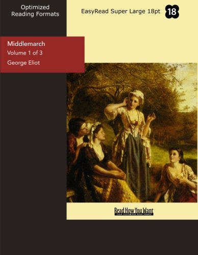 9781425097257: 1: Middlemarch