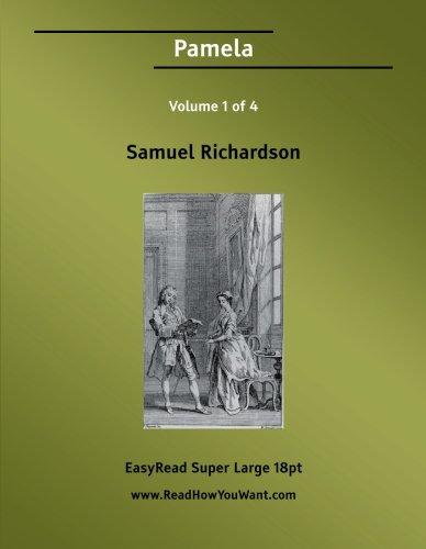 9781425097448: Pamela: Easyread Super Large 18pt Edition