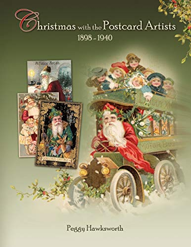Christmas with the Postcard Artists 1898-1940: Peggy Hawksworth