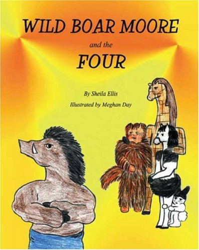 Wild Boar Moore and the Four: Sheila Ellis
