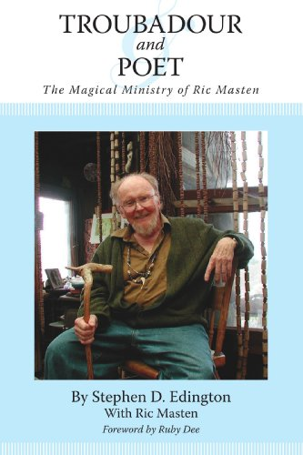 9781425126087: Troubadour and Poet: The Magical Ministry of Ric Masten
