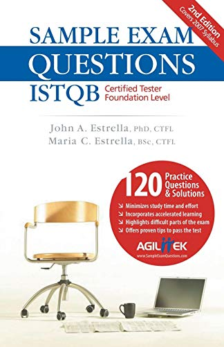 9781425131333: Sample Exam Questions: ISTQB Certified Tester Foundation Level