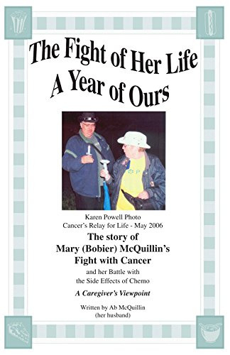 The Fight of Her Life: A Year: Ab McQuillin