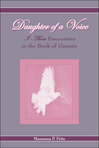 9781425137090: Daughter Of A Voice : I - Thou Encounters In The Book of Genesis