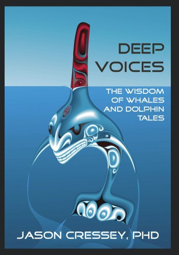 9781425141127: Deep Voices: The Wisdom of Whales and Dolphin Tales