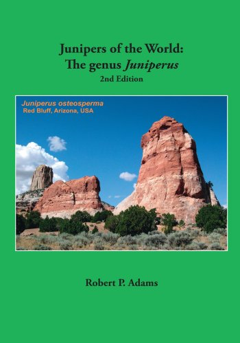 9781425168797: Junipers of the world: The genus Juniperus, Ed. 2
