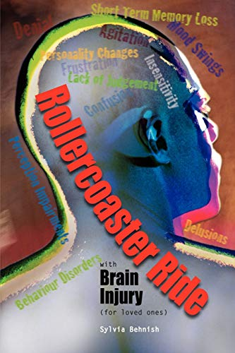 9781425169640: Rollercoaster Ride with Brain Injury (for loved ones)