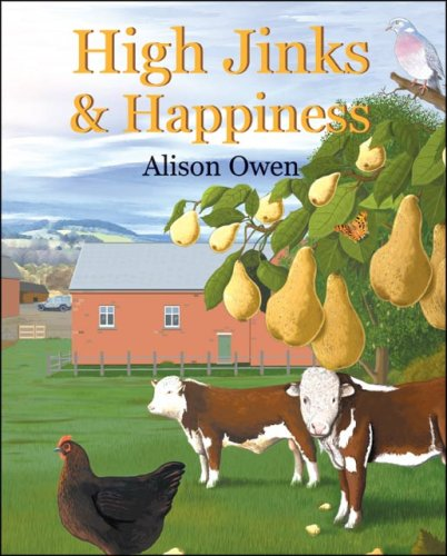 High Jinks and Happiness: Owen, Alison