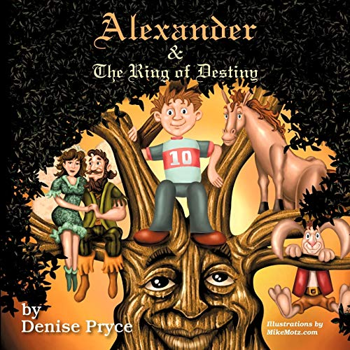 9781425188870: Alexander and The Ring of Destiny